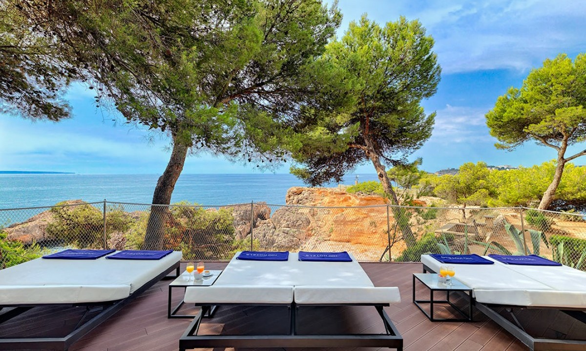 H10 Punta Negra - Relaxing holidays in Portals