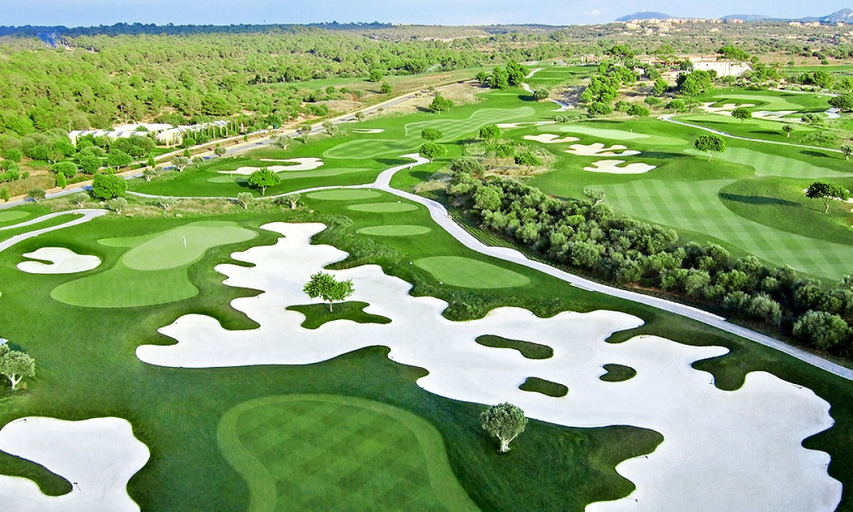 Mallorca's top three courses
