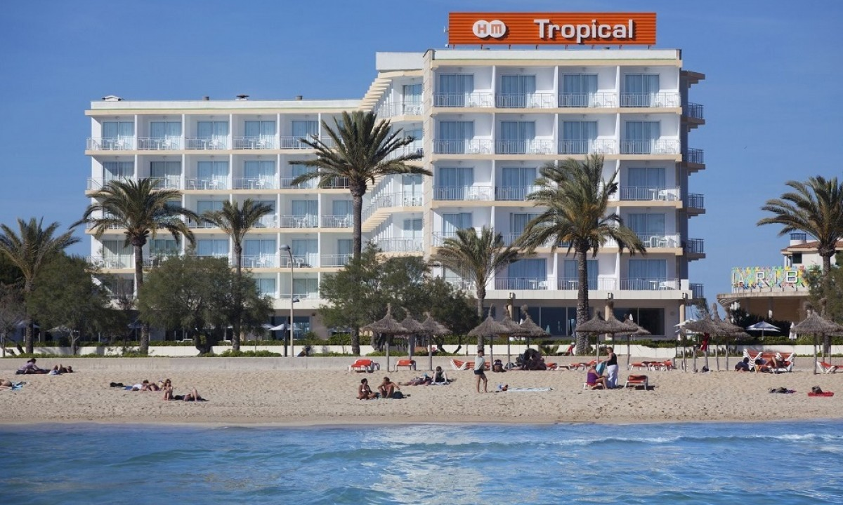 HM Tropical - Beach holidays in Playa de Palma